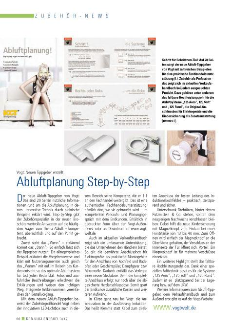 Abluftplanung Step-by-Step