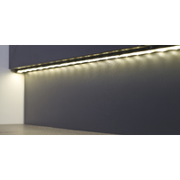 LED-Komplettset-Strip warmweiß (2,5 m)
